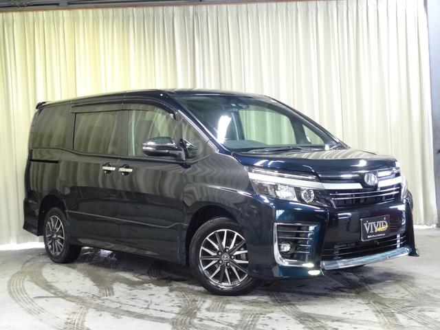 トヨタ ZS 煌II 純正10型SDナビ 両側自動ドア 4WD