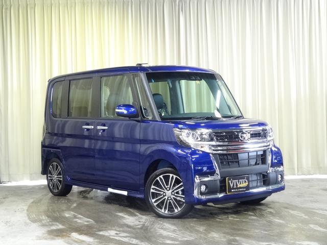 ダイハツ カスタムRS トップエディションSAIII 4WD