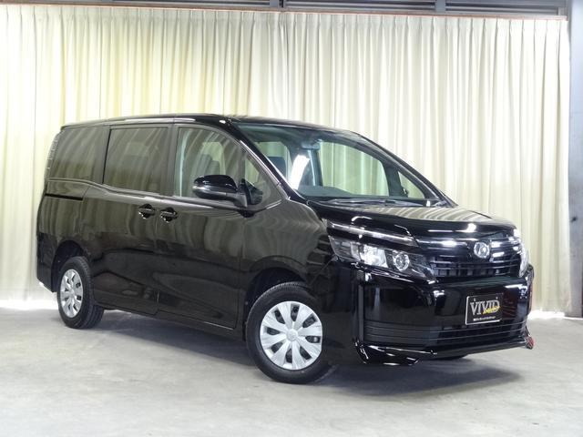 トヨタ X 純正SDナビ バックカメラ 左自動ドア 4WD