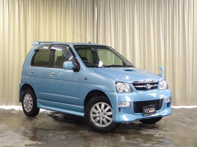 ダイハツ カスタムL 社外CD ABS 4WD