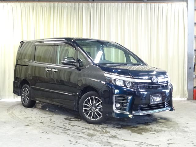 トヨタ ZS 煌II 純正9型SDナビ 両側自動ドア 4WD