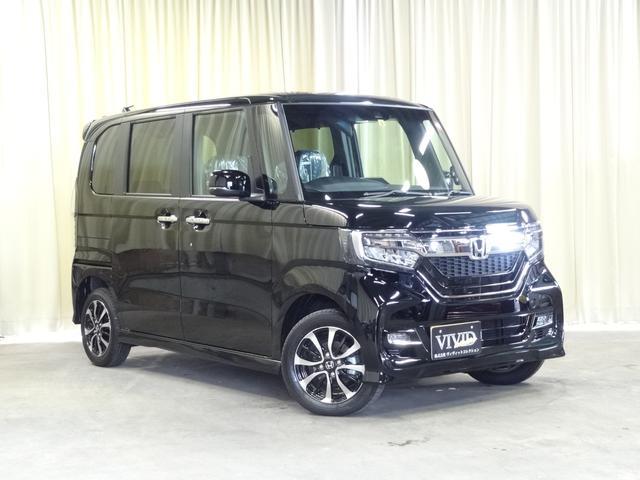 ホンダ G・Lホンダセンシング 両側自動ドア 届出済未使用 4WD