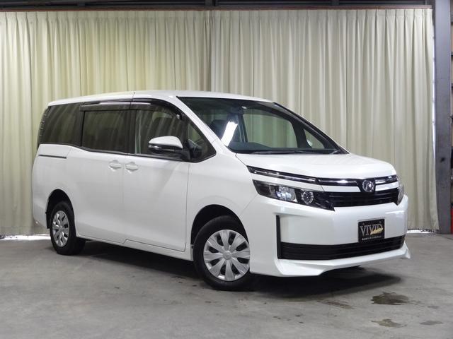 トヨタ X 純正メモリーナビ 左自動ドア LEDライト 4WD