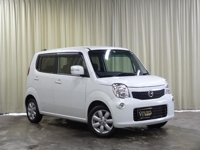 日産 モコ G FOUR ターボ 社外CD インテリキー 4WD