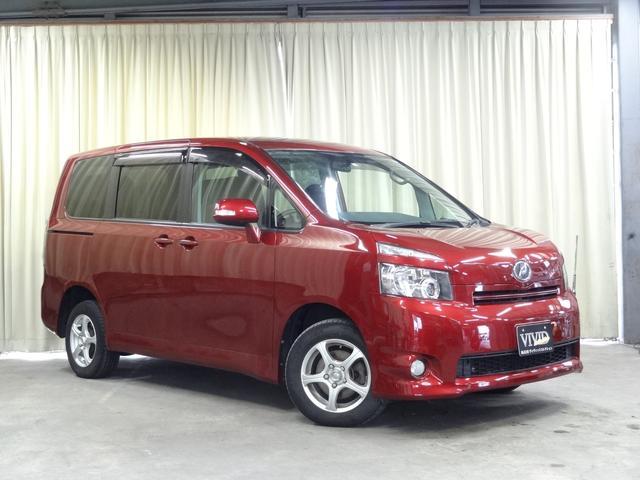 トヨタ ヴォクシー X Lエディション 純正HDDナビ 寒冷地仕様 4WD