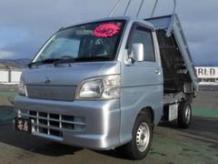 ハイゼットトラック4WD ローダンプ エアコン パワステ デフロック