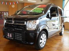 ワゴンR4WD ハイブリッドFX セーフティP 地デジナビTV