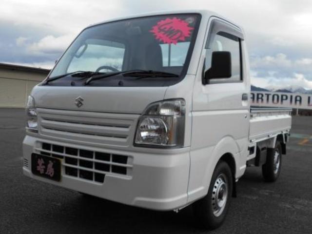 4WD KCエアコン・パワステ 5速マニュアル車(1枚目)