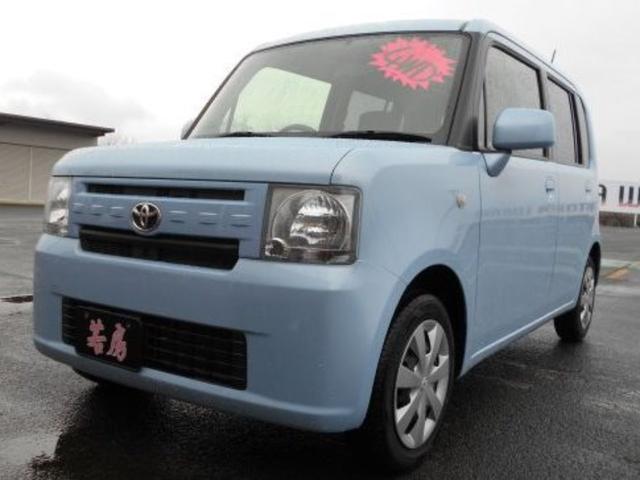 トヨタ 4WD L エコアイドル 地デジナビTV ETC