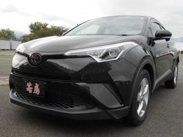 トヨタ 4WD S-T トヨタセーフティセンス 地デジナビTV
