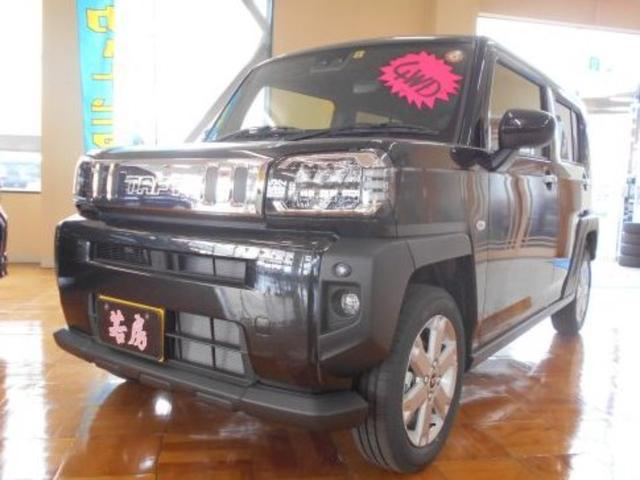 ダイハツ G 4WD スマートアシスト メッキパック 地デジナビTV Bモニター 15アルミ Pスタート