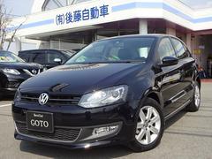 VW ポロTSIハイライン 2012yモデル キセノンライト ナビTV
