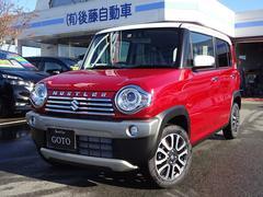 ハスラーJスタイルII 4WD デュアルカメラブレーキ 2トンルーフ