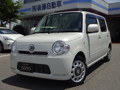 ミラココアココアX 4WD スマートキー