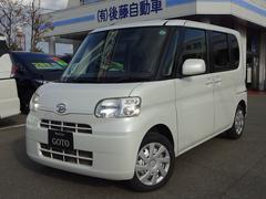 タントXスペシャル 4WD ナビTV スマートキー