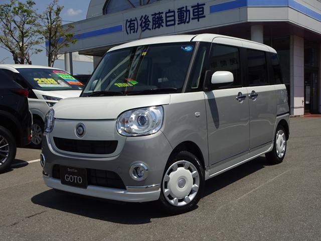 ダイハツ Gメイクアップ SAIII 4WD LEDライト 両側電動