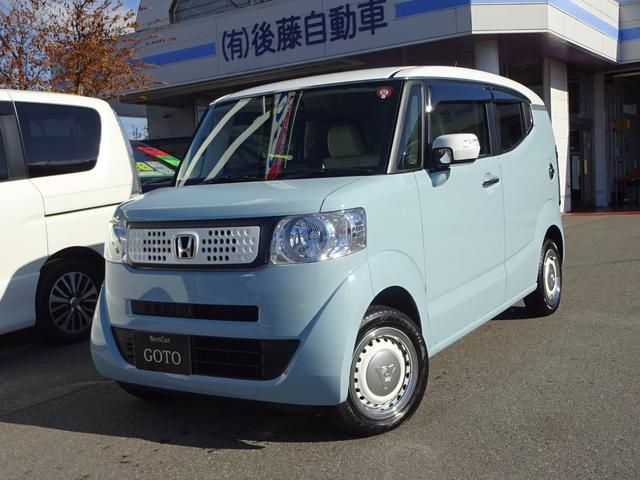 ホンダ G・Lインテリアカラーパッケージ グライドスタイル 4WD