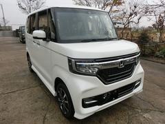 N BOXカスタムG・EXホンダセンシング4WD