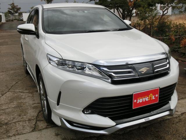 トヨタ プレミアム ナビ・エアロ コンプリートカー 4WD
