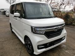N BOXカスタムG・Lターボホンダセンシング4WD