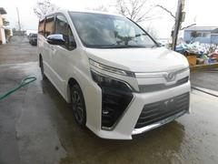 ヴォクシーZS 煌 4WD11インチ ナビ4点セットコンプリート車