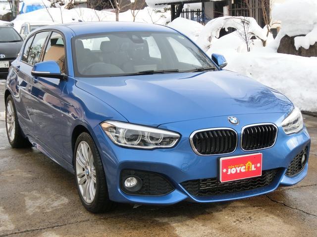 BMW 1シリーズ 116i Mスポーツ (検32.5)