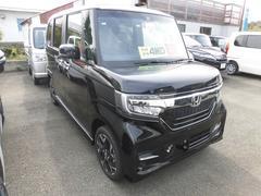 N BOXカスタムG・EXターボホンダセンシング 4WD