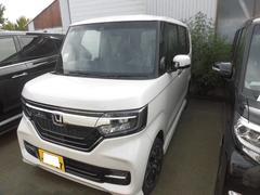 N BOXカスタムG・EXターボホンダセンシング4WD