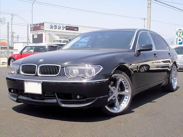 BMW 7シリーズ 745Li 社外エアロ 社外21AW