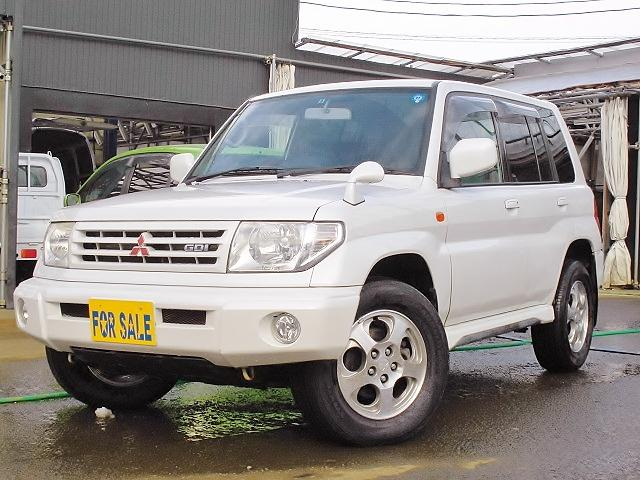 三菱 パールパッケージ 4WD ABS SRS