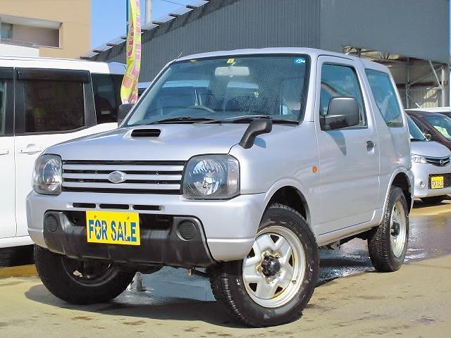 スズキ XG 切替式4WD ABS ICターボ Tチェーン車