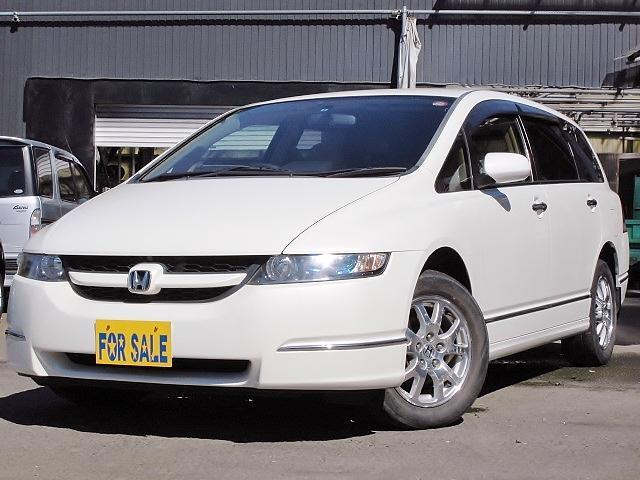 ホンダ M 4WD ABS HID ナビTV