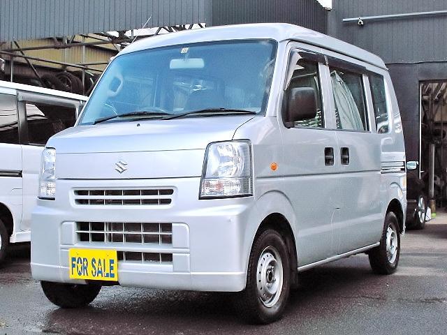スズキ PA 切替式4WD エアコン パワステ Tチェーン車
