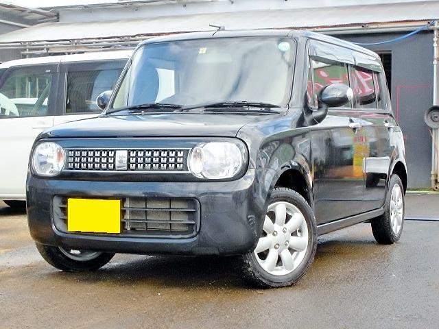 スズキ Xセレクション 4WD ABS スマートキー 純正14AW