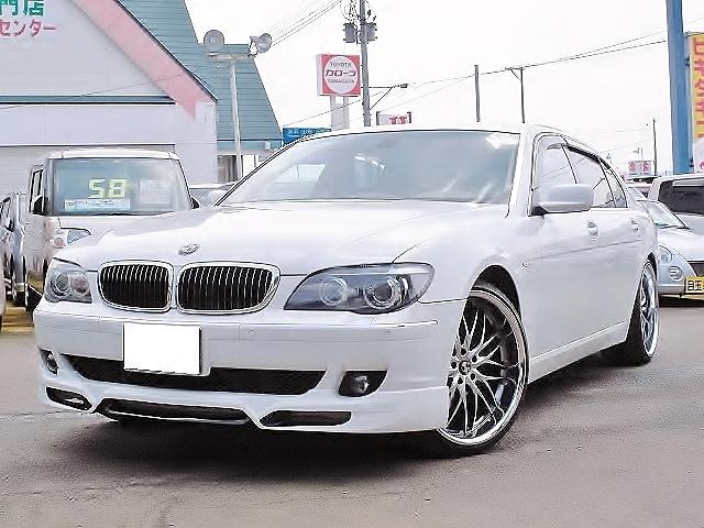 BMW 7シリーズ 750Li コンフォートシアターPKG 社外2...