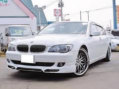 BMW750Li コンフォートシアターPKG 社外22AW 左H