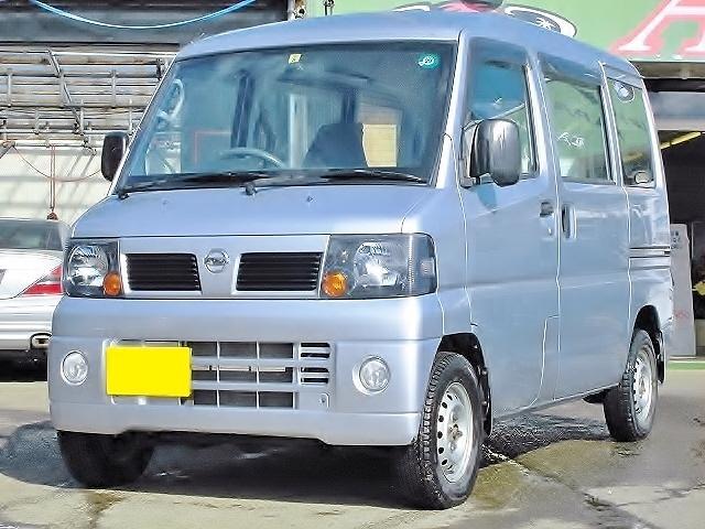 日産 DX 切替式4WD SRS フォグ