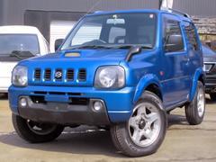 ジムニーXC 切替式4WD ICターボ Tチェーン車