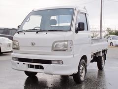 ハイゼットトラック驚きの価格4WD エアコン Tベル交換済