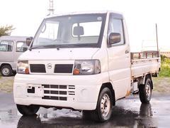 クリッパートラックDX 切替式4WD エアコン パワステ SRS