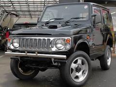 ジムニーXS 切替式4WD チューブバンパー リフトアップ