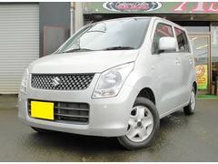 ワゴンRFX 4WD ABS Mナビ Tチェーン車