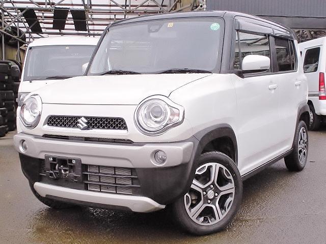 スズキ X 4WD レーダーブレーキ ISTOP