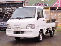 サンバートラックTB 切替式4WD エアコン