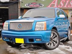 キャデラック エスカレードベースグレード 4WD 1ナンバー登録車 社外22AW
