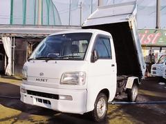 ハイゼットトラックPTO式多目的ダンプ 切替式4WD エアコン パワステ