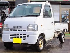 キャリイトラックKU 切替式4WD エアコン パワステ