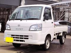 ハイゼットトラック農用スペシャル 切替式4WD エアコン パワステ Tチェーン