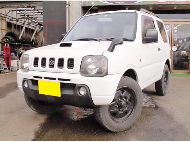 スズキ XC 切替式4WD ICターボ Tチェーン車