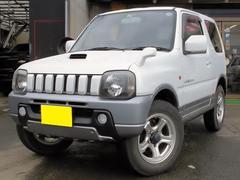 ジムニーランドベンチャー 4WD ABS ICターボ レザーシート